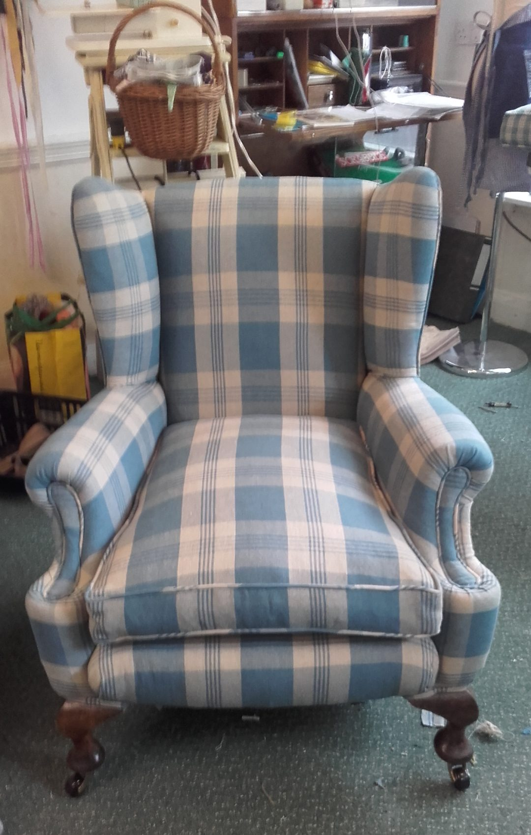 Arm Chair Upholster